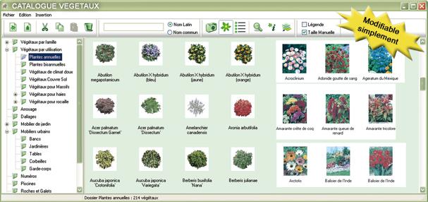 Jardicad logiciel de plans pour paysagistes et for Logiciel plan jardin gratuit